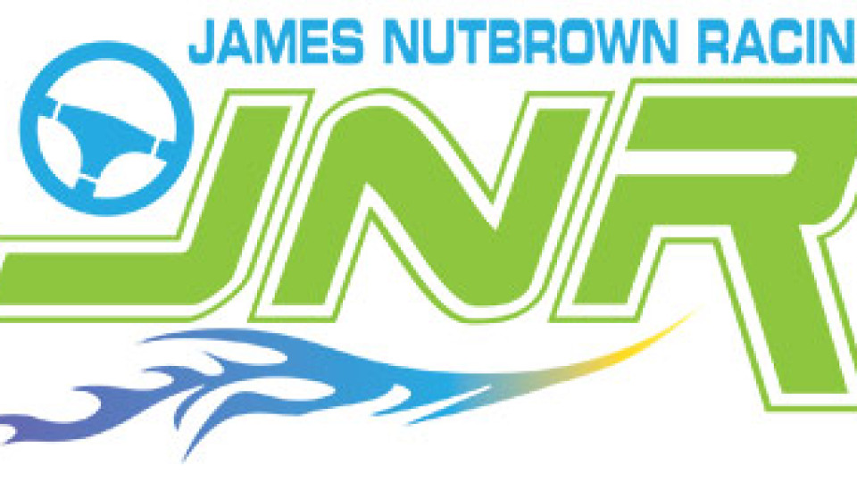 James Nutbrown Racing New Logo
