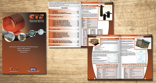 CTS Catalogue